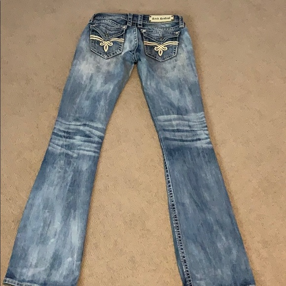 Rock Revival Denim - 1 pair of Rock Revival Jeans